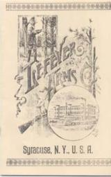 Lefever Arms 1891 Catalog Reprint - 1 of 4