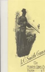 LC Smith Guns Catalog Reprint - 1 of 4