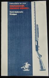 Winchester Super-X Model 1 Instruction Reprint - 1 of 1