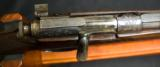 "Johann Springer - Bolt Action Single Shot Rifle, 24"" barrel,