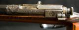 "Johann Springer - Bolt Action Single Shot Rifle, 24"" barrel,- 4 of 9"