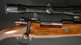 """J.Shollig - Mauser K98 Custom, .375 H&H, 25 ½"""" - 1 of 9"""