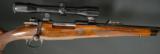 """J.Shollig - Mauser K98 Custom, .375 H&H, 25 ½"""" - 2 of 9"""
