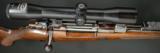 """J.Shollig - Mauser K98 Custom, .375 H&H, 25 ½"""" - 6 of 9"""