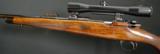 """J.Shollig - Mauser K98 Custom, .375 H&H, 25 ½"""" - 4 of 9"""