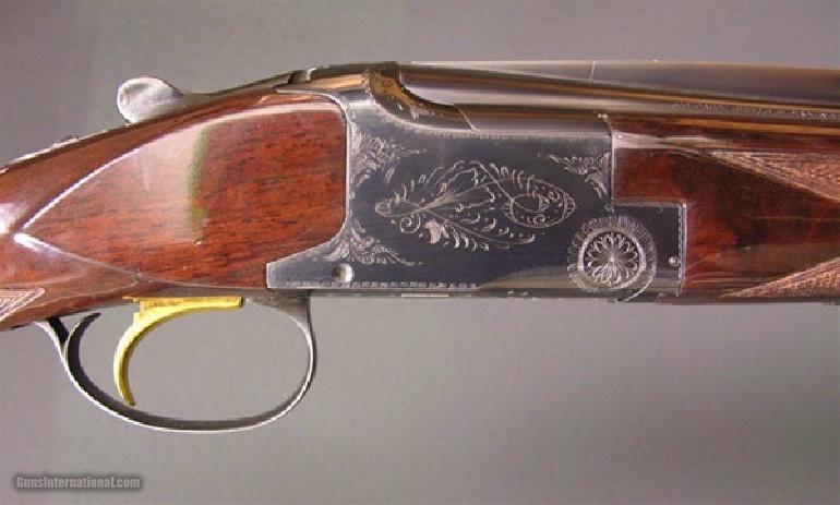 Browning Grade 1 superposed Belgian, .410 - 3 of 5