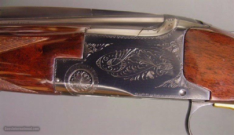 Browning Grade 1 superposed Belgian, .410