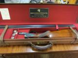 "Francotte, 20E, 20ga., 26"" barrels choked Skeet/Improved Mod - 1 of 9"