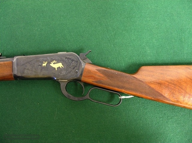 Winchester - Model 1886 - 3 of 4
