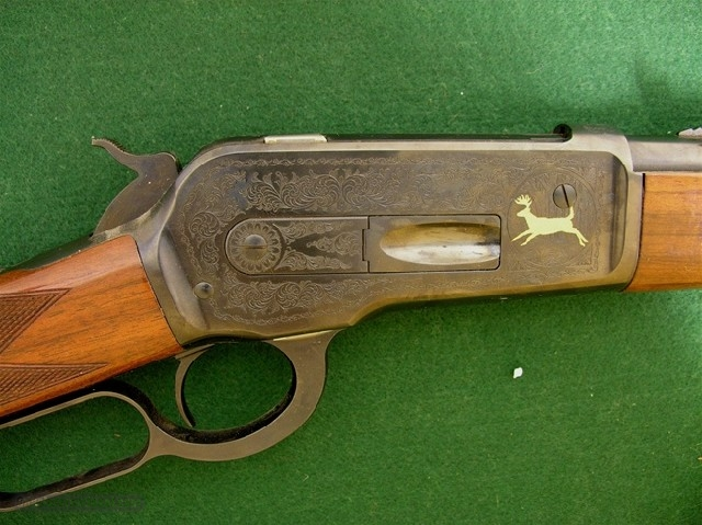 Winchester - Model 1886 - 2 of 4