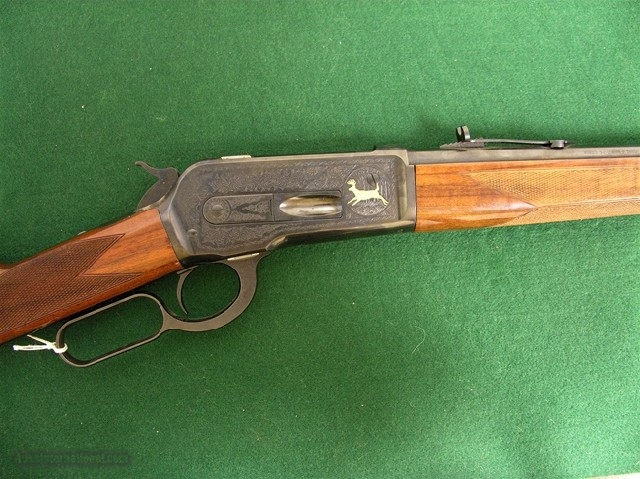 Winchester - Model 1886 - 1 of 4