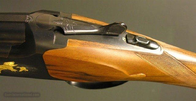 Browning - Churchill Engraved - Superlight, 12ga. - 2 of 4