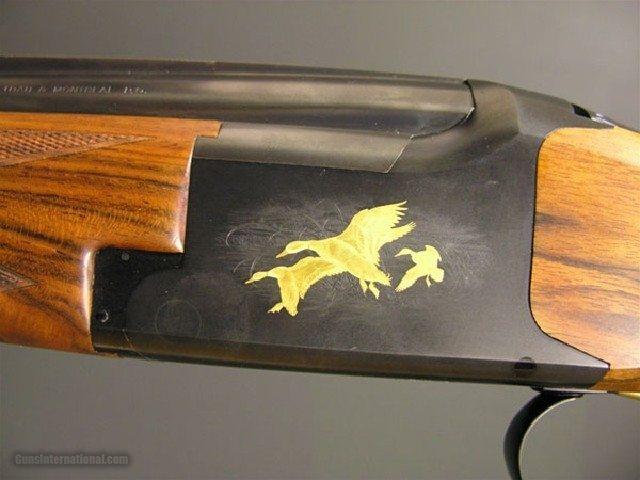 Browning - Churchill Engraved - Superlight, 12ga. - 3 of 4