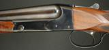 "WINCHESTER- Model 21 12ga. two barrel set, 32"" F/F and 26"" IC/M - 2 of 7"