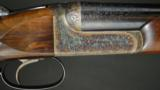 """Westley Richards & Co., Deluxe Drop Lock, 12ga. 30"""" - 1 of 8"""