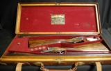 "William Ford, cased matched pair, 20 ga., 28"" - 15 of 15"