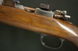 John Rigby & Co., Set, Bolt Action Rifle and Rigby 12ga. - 8 of 10