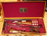 John Rigby & Co., Set, Bolt Action Rifle and Rigby 12ga. - 10 of 10