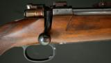 John Rigby & Co., Set, Bolt Action Rifle and Rigby 12ga. - 7 of 10
