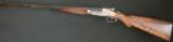 John Rigby & Co., Set, Bolt Action Rifle and Rigby 12ga. - 5 of 10