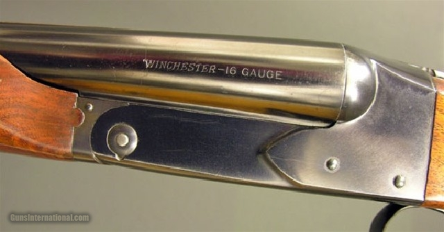WINCHESTER - Model 21, SKEET Grade, 16ga, 26 - 3 of 6