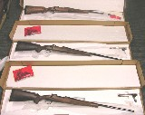 WINCHESTER - Model 70, matched set of all 3 WSM