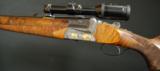 Borovnik – Best Boxlock, Double O/U Rifle, .375 H&H