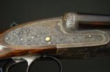 Pair - Aug. Lebeau-Courllay -S x S, 12 ga., best quality hand detachable full sidelock - 10 of 15