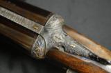 Pair - Aug. Lebeau-Courllay -S x S, 12 ga., best quality hand detachable full sidelock - 15 of 15