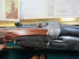 """P.Beretta - SO3 EELL - Imperial, 12ga./12ga. 2 barrel set, 28"""" barrels - 7 of 9"""