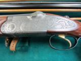 """P.Beretta - SO3 EELL - Imperial, 12ga./12ga. 2 barrel set, 28"""" barrels - 1 of 9"""