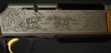 """Browning - Grade 4 BAR,7mm. Remington Mag, 24"""" - 1 of 10"""