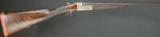 WESTLEY RICHARDS, SxS Small Action Droplock Shotgun - 7 of 11