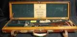 WESTLEY RICHARDS, SxS Small Action Droplock Shotgun - 11 of 11