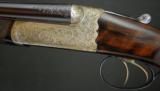 WESTLEY RICHARDS, SxS Small Action Droplock Shotgun - 3 of 11