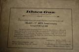 Ithaca - Model 37, 60th Anniversary, Serial # 13 of 200, 20ga. - 6 of 6