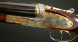 RIGBY- LONDON, DOUBLE RIFLE SET- .700 NE, .700 NE & .17 Remington - 11 of 13