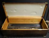 RIGBY- LONDON, DOUBLE RIFLE SET- .700 NE, .700 NE & .17 Remington - 4 of 13