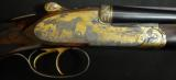 RIGBY- LONDON, DOUBLE RIFLE SET- .700 NE, .700 NE & .17 Remington - 2 of 13