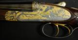 RIGBY- LONDON, DOUBLE RIFLE SET- .700 NE, .700 NE & .17 Remington