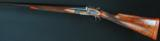 WESTLEY RICHARDS, Best SxS Sidelock Shotgun, 12ga - 8 of 11