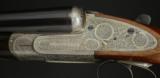 J. Venebeles side lock matching pair 12/12 gauge - 1 of 7