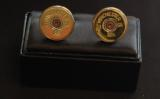Shotgun Shell Cuff Links