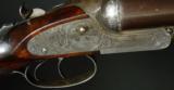 LeFever – Ornately Engraved High Grade Gun, Two Barrel Set - 2 of 8