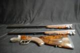 Perugini & Visini, SxS, 2 barrel set, 20 ga. & .375 H&H - 10 of 10