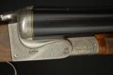Perugini & Visini, SxS, 2 barrel set, 20 ga. & .375 H&H