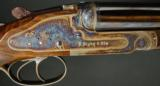 John Rigby & Co. - Double Rifle, .470 NE