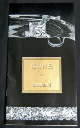 Guns by Browning Reprint