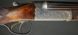 "WESTLEY RICHARDS, SxS Small Action Boxlock Shotgun, .410, 28"" M/F - 2 of 10"