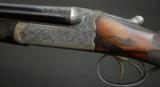 "WESTLEY RICHARDS, SxS Small Action Boxlock Shotgun, .410, 28"" M/F - 1 of 10"